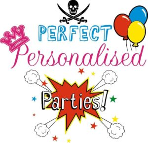 Kids in Action Supporter - Perfect Personalised Parties